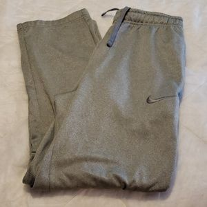 Nike Therma Fit Athletic Pants Joggers Mens M